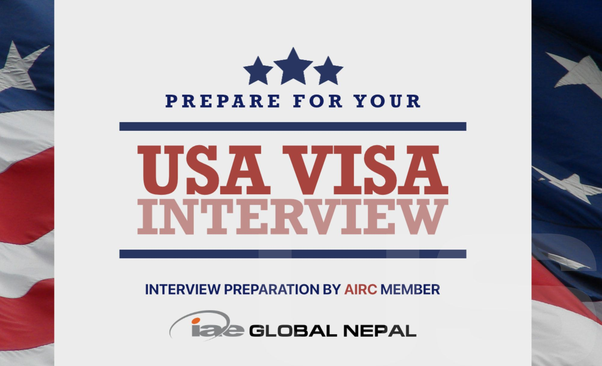 🇺🇸 Prepare for your US visa interview