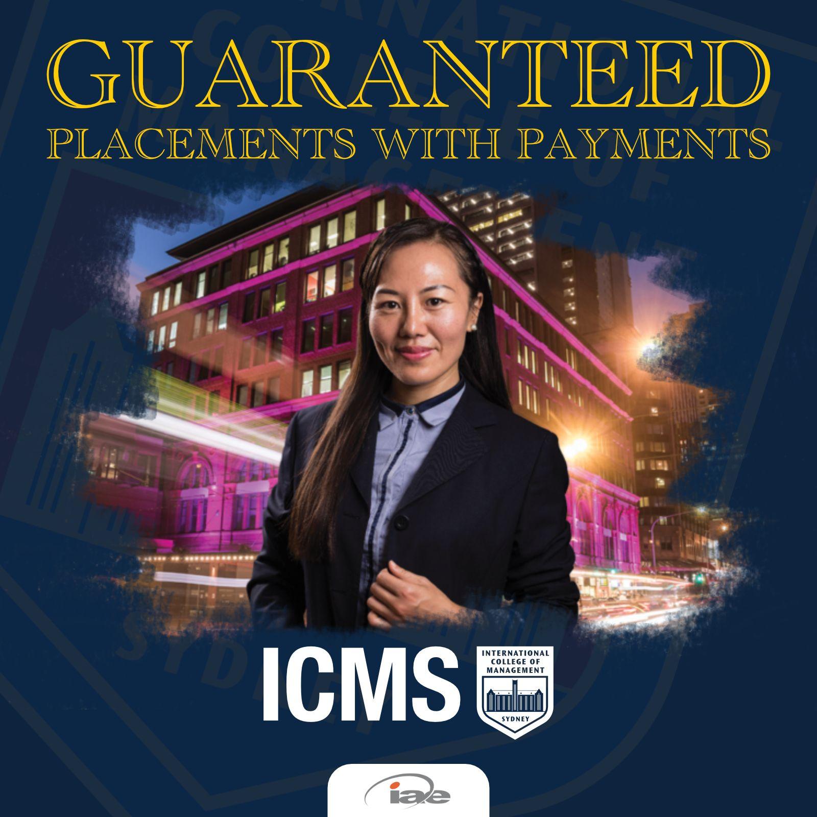 ICMS_guaranteed_internships