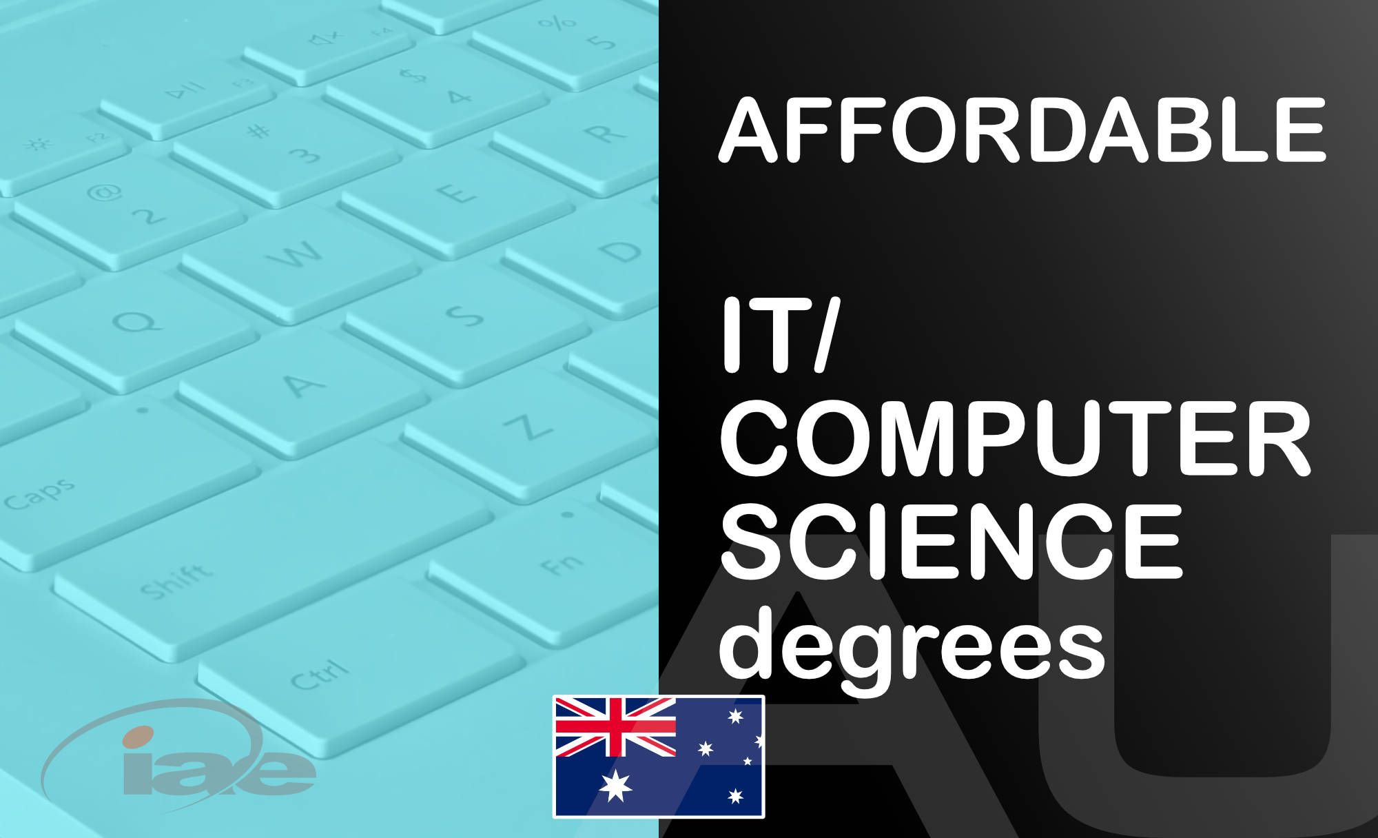 🇦🇺 Top 5 most affordable BIT/Bachelors in Computer Science degrees in Australia