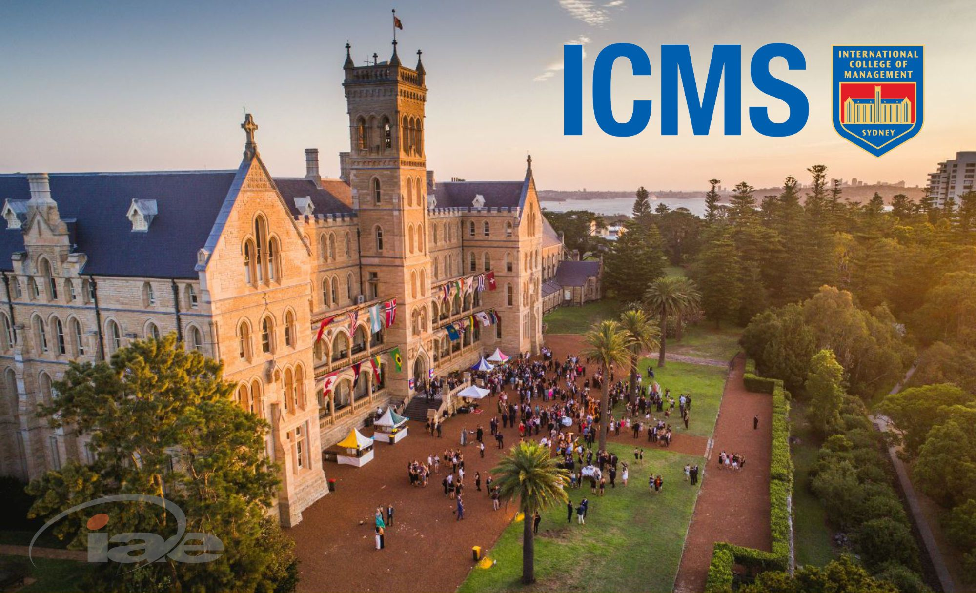 STUDY AT ICMS (Sydney) with a $14,000 scholarship: Do a Management/Business Degree at ICMS and Graduate With Work Experience Under Your Belt